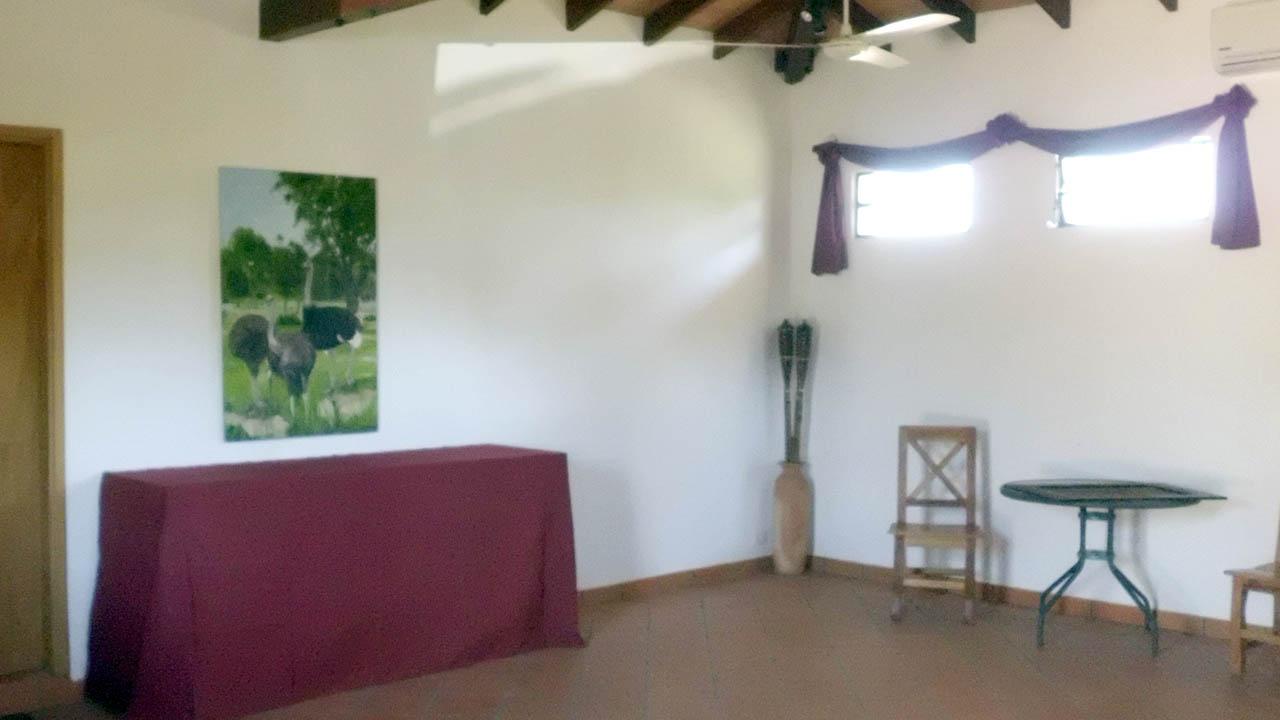 Lugar para reuniones y seminarios