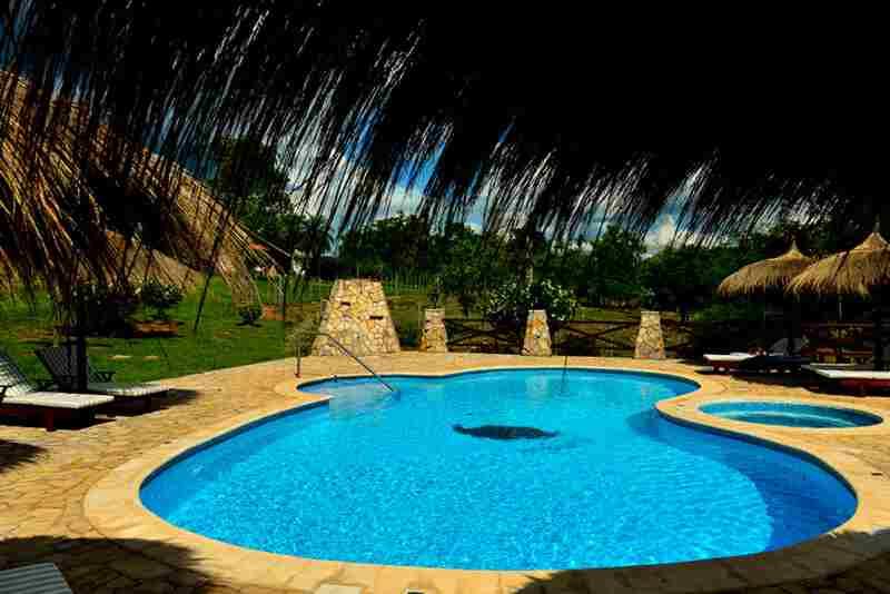 Urlaub in Paraguay