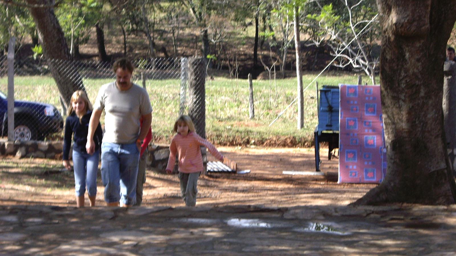 Die ersten Schritte in Paraguay